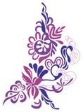 Bloemen ontwerp Stock Foto's