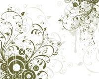 Bloemen ontwerp Royalty-vrije Stock Fotografie