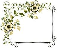 Bloemen Ontwerp Stock Fotografie