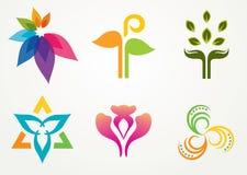 Bloemen ontwerp? achtergrond, achtergrond, illustratie Royalty-vrije Illustratie