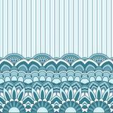 Bloemen oosters patroon vector illustratie
