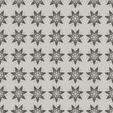 bloemen op een grijze achtergrond Royalty-vrije Stock Afbeelding