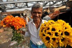 Bloemen op verkoop stock foto's