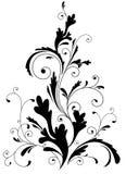 Bloemen ornament Stock Afbeeldingen