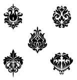 Bloemen patronen Royalty-vrije Stock Fotografie