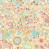 Bloemen patroon Stock Foto's