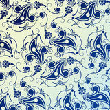 Bloemen patroon Royalty-vrije Stock Afbeelding