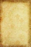 Bloemen patroon op grungebehang royalty-vrije illustratie