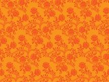 Bloemen patroon, vector stock illustratie