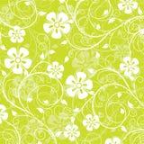 Bloemen patroon, vector Royalty-vrije Stock Foto
