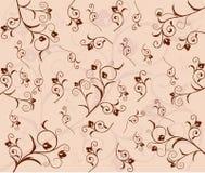 Bloemen patroonachtergrond vector illustratie