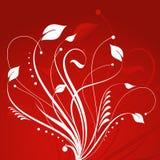 Bloemen samenvatting Stock Afbeeldingen