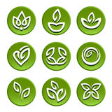 Bloemen symbool Stock Fotografie