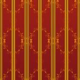 Bloemen Uitstekend Behang Royalty-vrije Stock Afbeeldingen