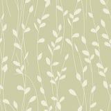 Bloemen uitstekend naadloos patroon Royalty-vrije Stock Foto's