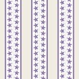 Bloemen Uitstekend Naadloos Patroon royalty-vrije illustratie