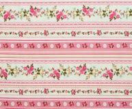 Bloemen uitstekend patroon. Royalty-vrije Stock Foto's