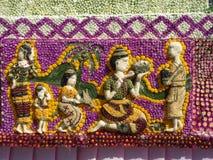 Bloemen van Thailand Royalty-vrije Stock Afbeelding
