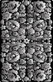 bloemen vectorachtergrond Stock Afbeelding