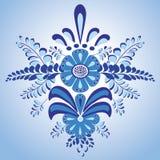 Bloemen vectorontwerppatroon Royalty-vrije Stock Fotografie