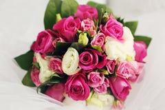 Bloemen voor huwelijk Stock Foto's