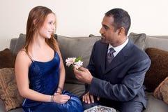 Bloemen voor u Royalty-vrije Stock Foto's