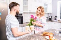 Bloemen voor valentijnskaartendag royalty-vrije stock afbeeldingen