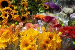 Bloemen voor verkoop stock foto's