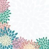 Bloemenachtergrond Royalty-vrije Stock Afbeelding
