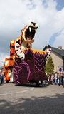 Bloemencorso Beltrum Royalty Free Stock Photos
