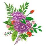 Bloemendiekroonhand met de kleurpotloden van de oliepanda wordt geschilderd Stock Foto