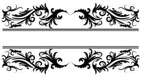 Bloemenkader 5 Royalty-vrije Stock Foto's