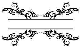 Bloemenkader 8 Royalty-vrije Stock Afbeelding