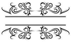 Bloemenkader 9 Royalty-vrije Stock Afbeeldingen