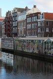 Bloemenmarkt (Flower Market) Amsterdam Royalty Free Stock Image