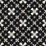 Bloemenornamenttextuur Vector naadloos patroon met bloemen, Aziatische stijl Stock Foto