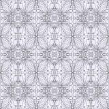 Bloemenpatroon stock illustratie