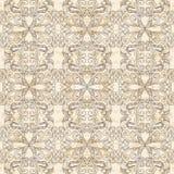 Bloemenpatroon Stock Afbeeldingen