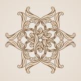 Bloemenpatroon Royalty-vrije Stock Foto