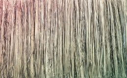Bloemenpatroon droog gras Stock Afbeeldingen