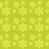 Bloemenpatroonachtergrond voor uitnodigingen Stock Afbeelding