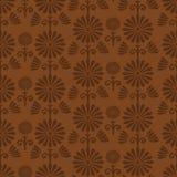 Bloemenpatroonachtergrond voor uitnodigingen, druk of Web Stock Afbeeldingen