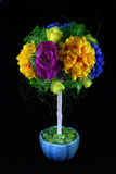 Bloemenregeling Stock Afbeeldingen