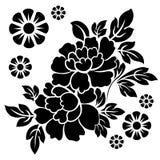 Bloemenvector stock illustratie
