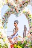Bloemfestival Royalty-vrije Stock Foto's