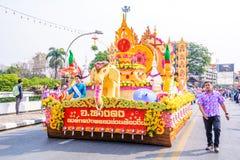 Bloemfestival Royalty-vrije Stock Afbeelding