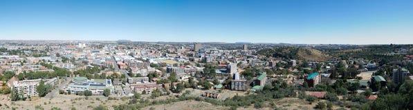 Bloemfontein panorama, South Africa.