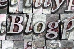 blog Obraz Royalty Free
