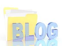blog Royaltyfria Foton