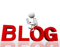 Free Blog Stock Photography - 17867742